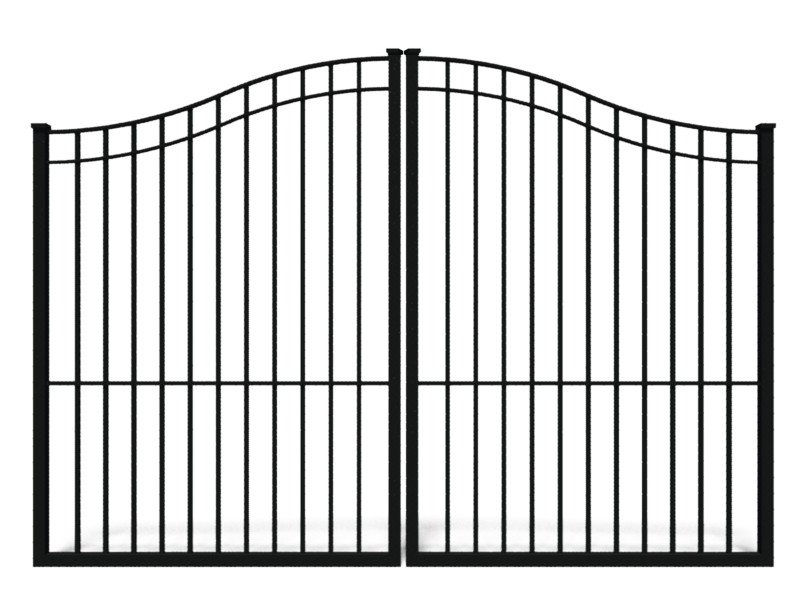 Driveway Gates | Iron Fence Shop