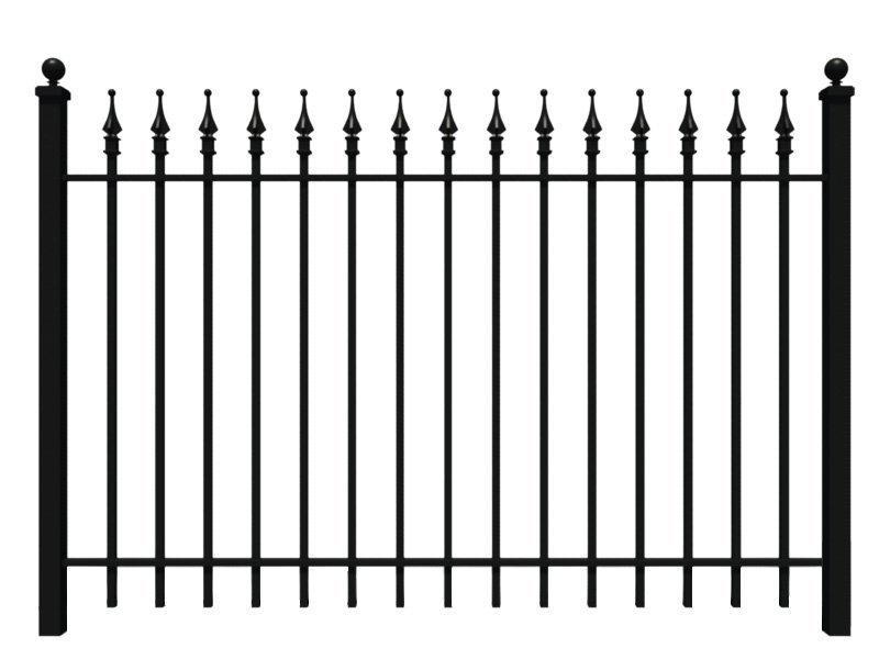 Wrought Iron Fence Iron Fence Shop