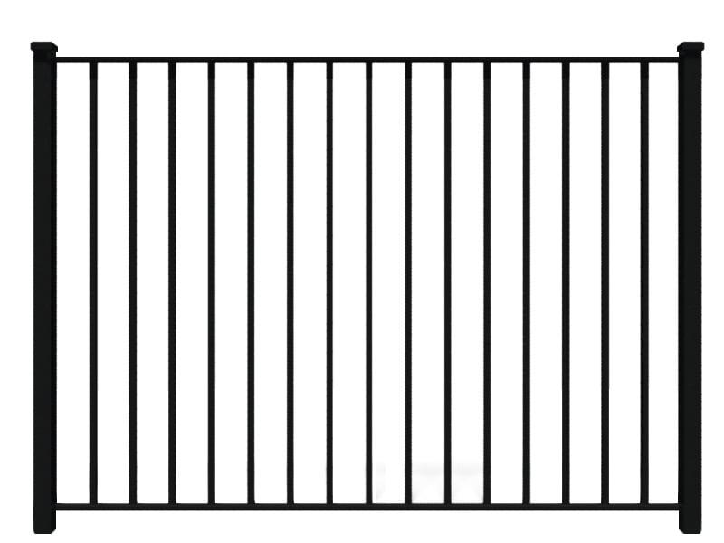 Iron Fence Panels >> Wrought Iron Fence Iron Fence Shop