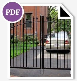 DIY Fence Installation Help | Iron Fence Shop