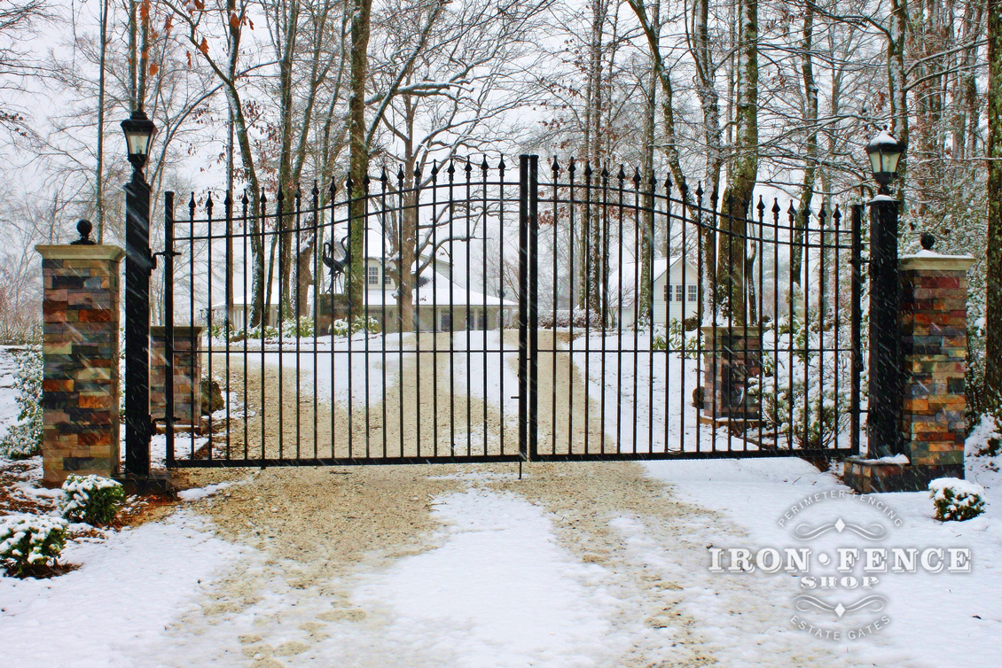 Driveway Gates Iron Fence Shop