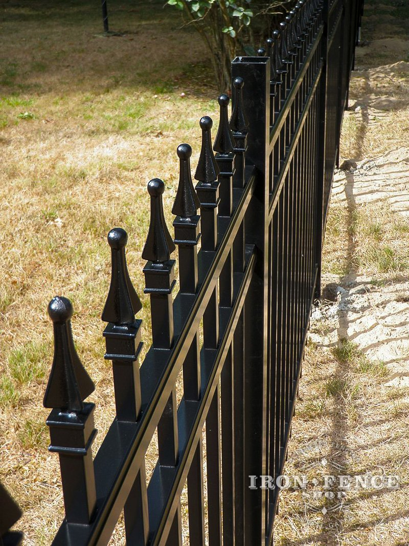 Iron fence shop products