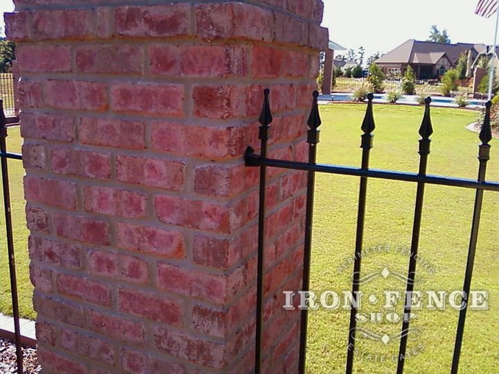 Iron Aluminum Fence Photo Gallery Iron Fence Shop